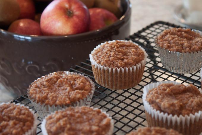 Cinnamon Friendship Muffins