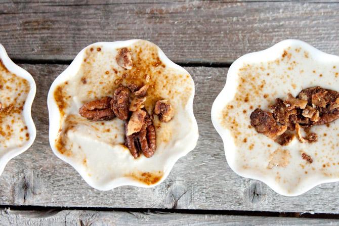 Divine Coconut Milk Pudding | simplerootswellness.com