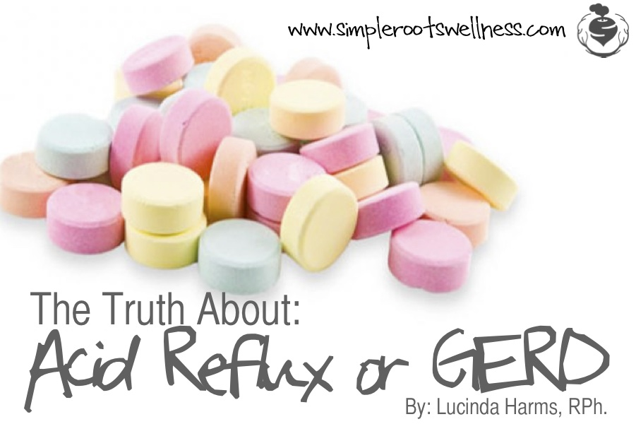 How to treat Acid Reflux | simplerootswellness.com