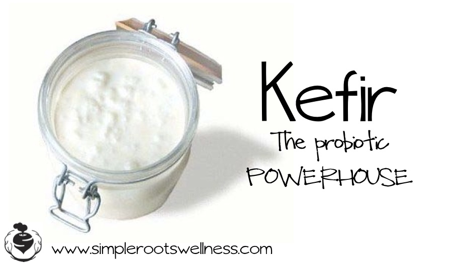 Ten Kefir Benefits | simplerootswellness.com