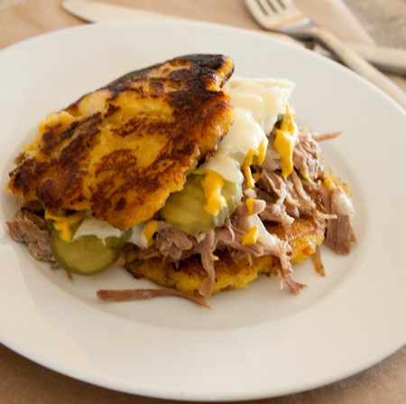 Grain Free Cuban Sandwich