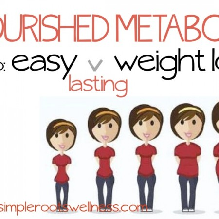 The Keys to Easy and Lasting Weight Loss