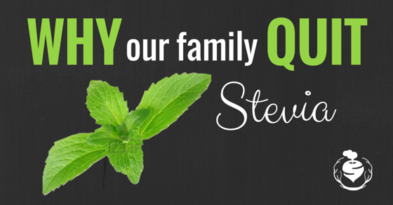 stevia side effects and why our family quit - simple roots, Skeleton