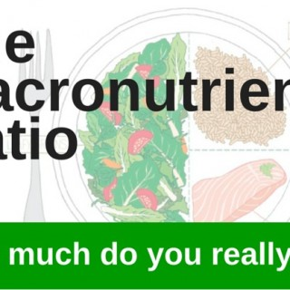 The Macronutrient Ratio Argument