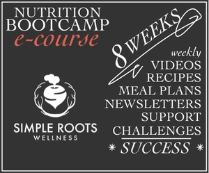 Simple Roots Nutrition eCourse