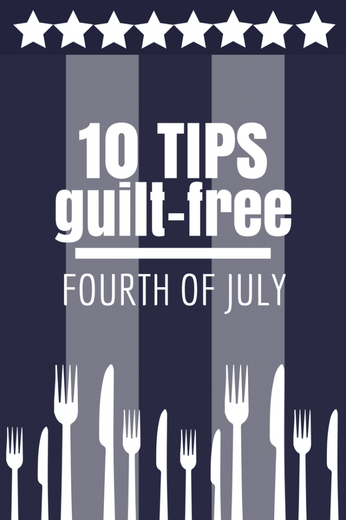 10 Tips for a Guilt Free Holiday | simplerootswellness.com
