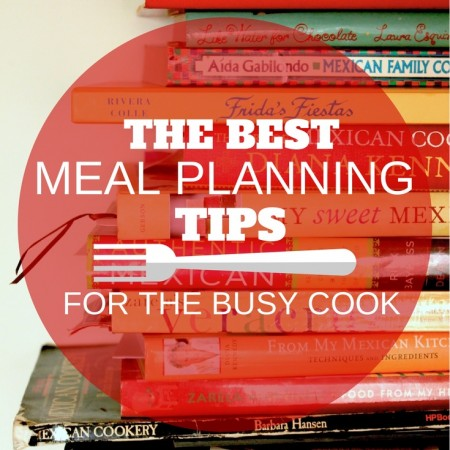 The Best Meal Planning Tip For the Busy Cook