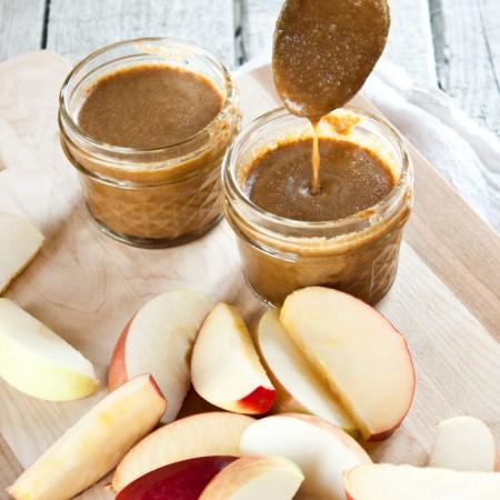 Coconut Milk Caramel Sauce