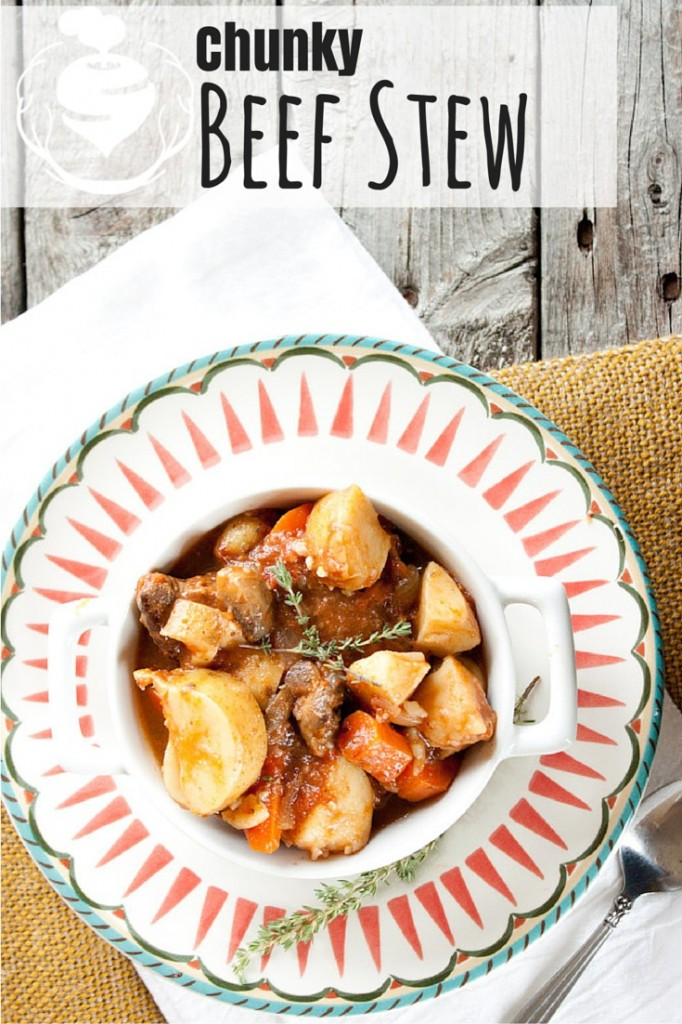 Chunky Beef Stew
