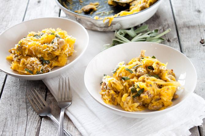 Creamy-Sausage-Butternut-Squash-Spaghetti-4