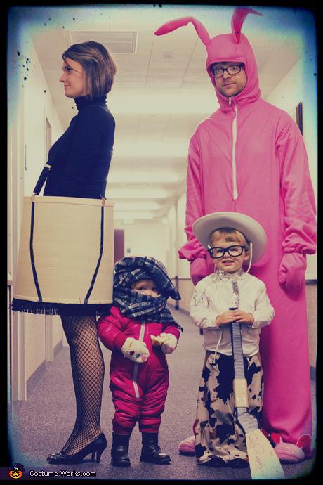 Christmas Story Halloween Costume