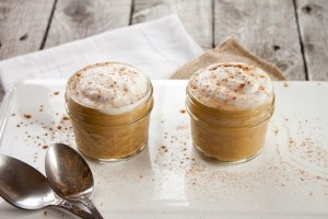 Pumpkin Pie Coconut Milk Pudding