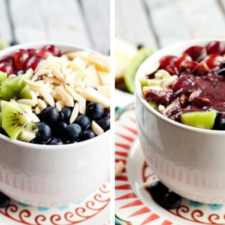 The Health Benefits of Chewing Plus A Smoothie Bowl