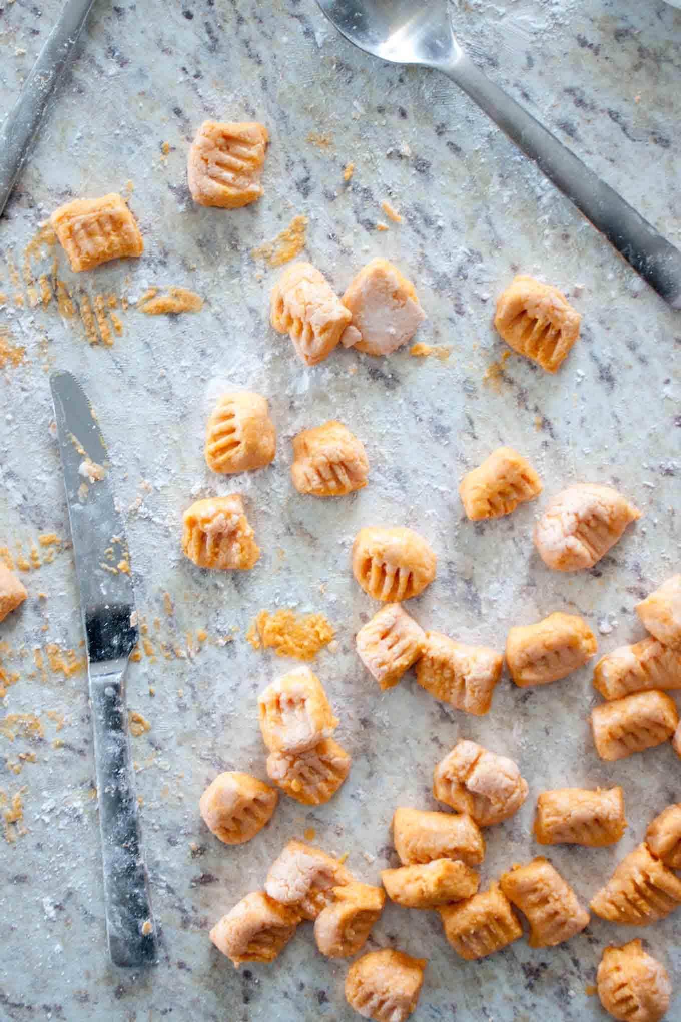 Brown Butter Sweet Potato Gnocchi | simplerootswellness.com