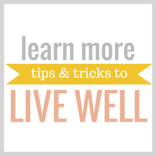 Tips and Tricks to Live Well | simplerootswellness.com