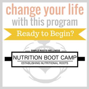 Online Nutrition Course | simplerootswellness.com