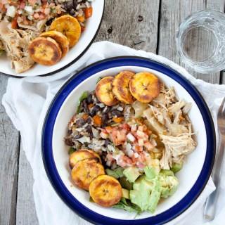 Cuban Salad Bowl