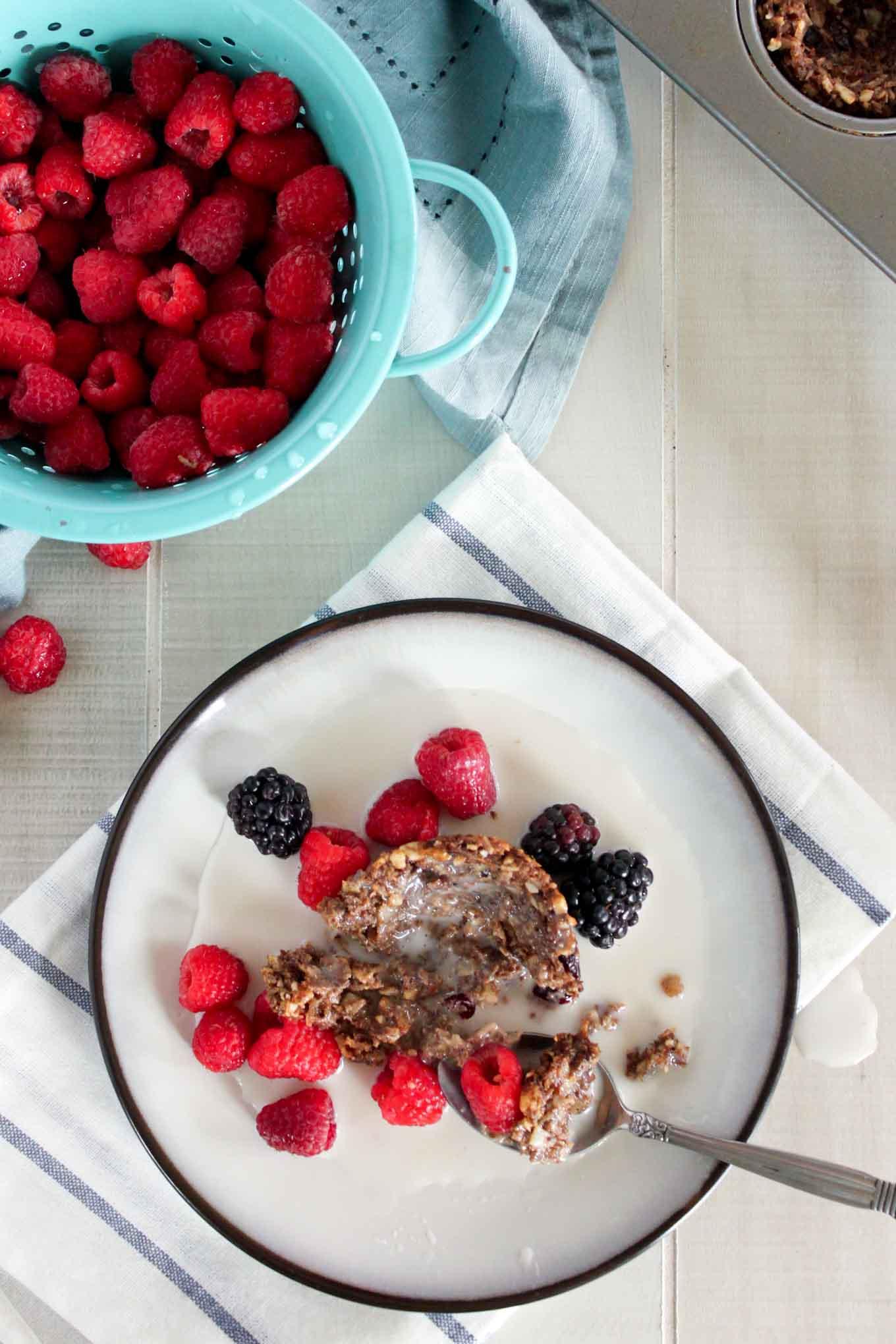 Gluten-Free Breakfast Cookies Recipe | simplerootswellness.com