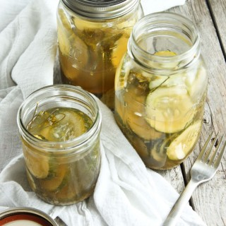 How To Make Homemade Refrigerator Pickles Overnight