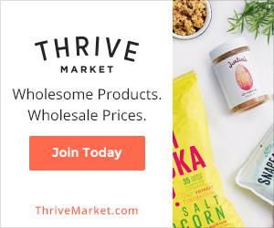 Thrive Market | simplerootswellness.com