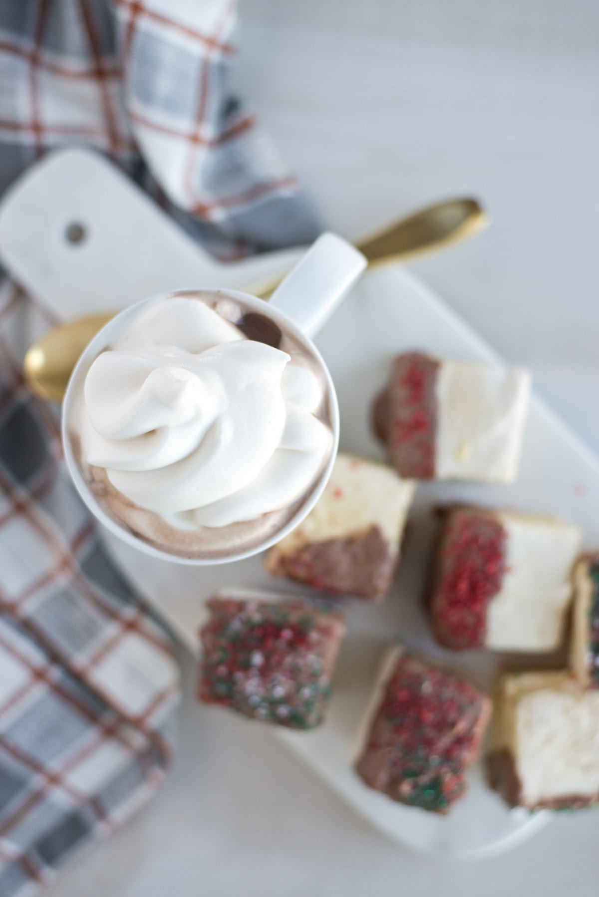 Quick 5-ingredient healthy homemade Marshmallow Recipes