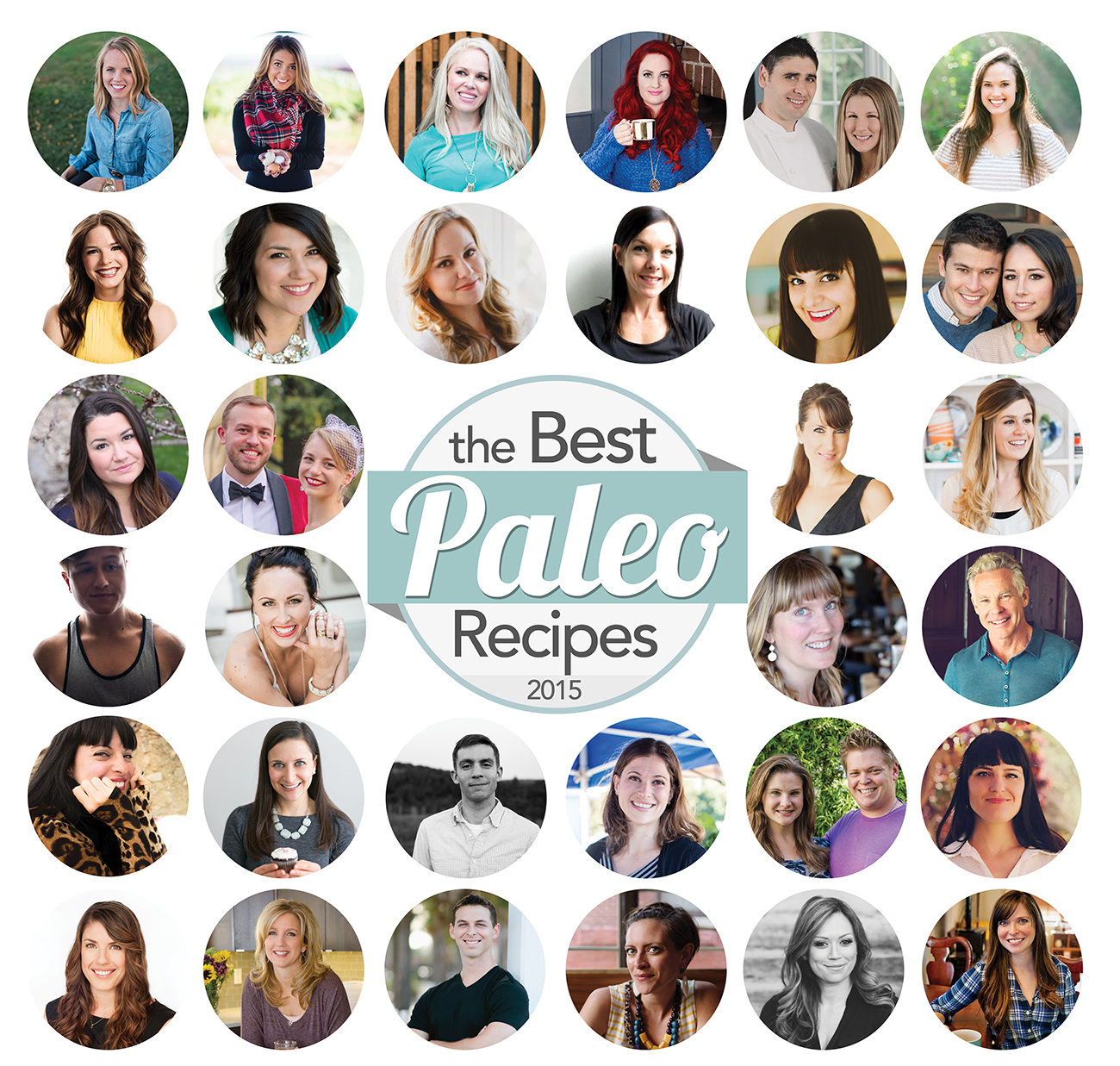 The Best Paleo Recipes of 2015 Contributors