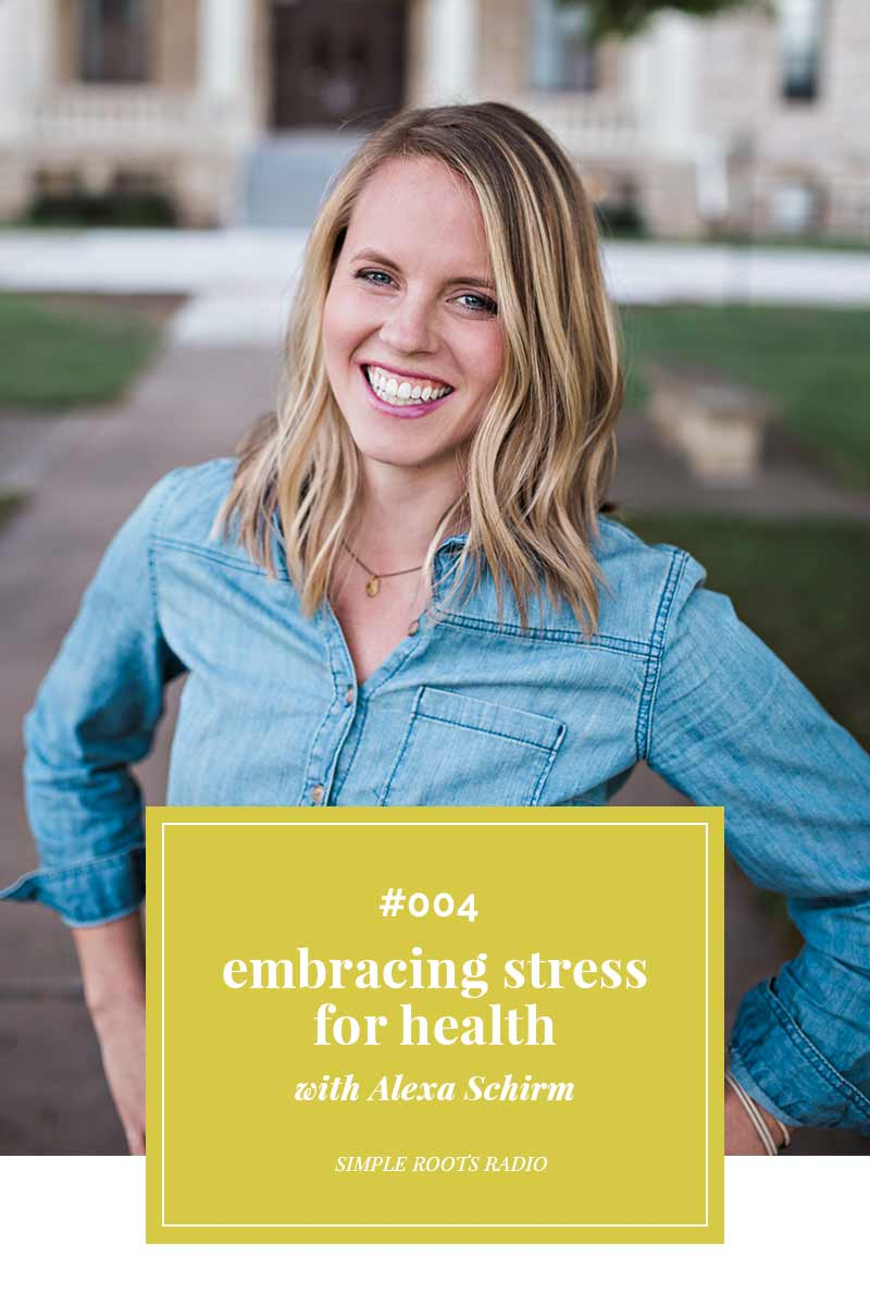 Episode #004 | Embracing Stress For Health