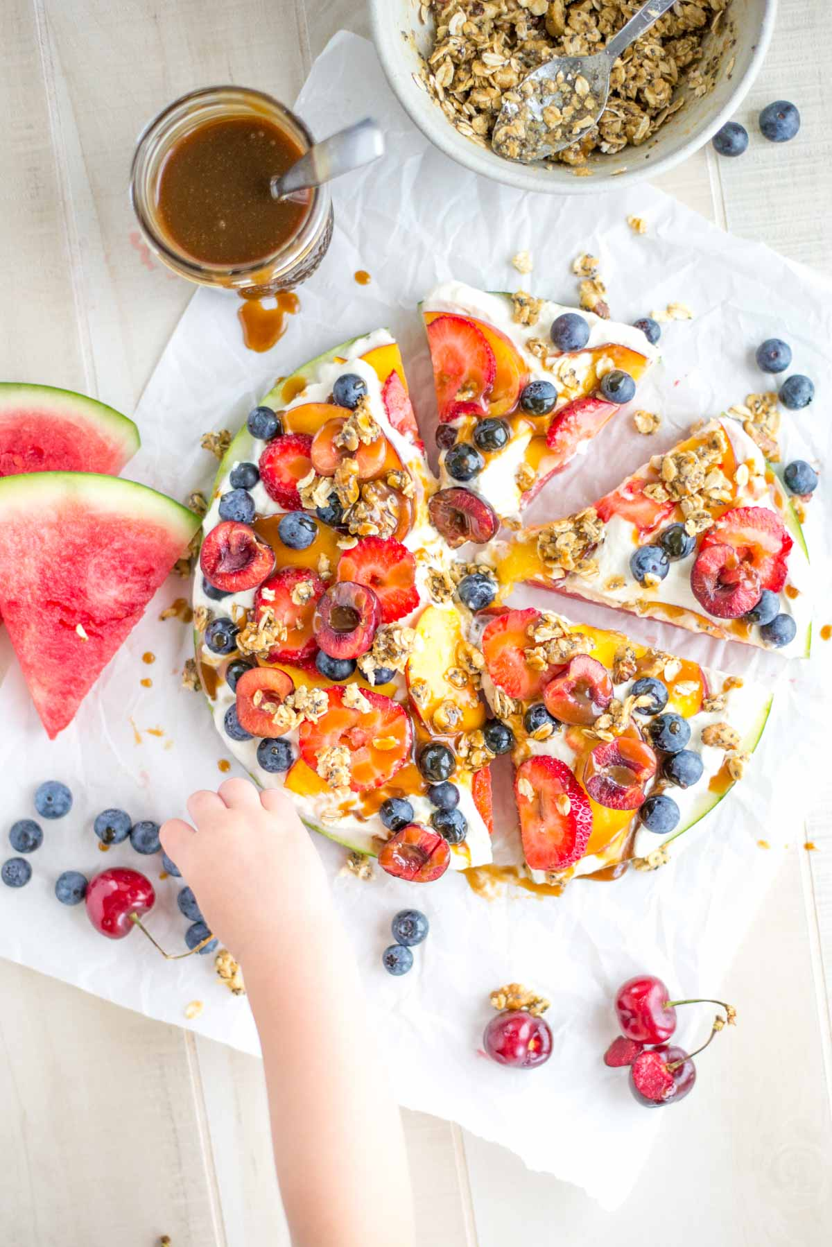 why fruit is healthy healthy fruit pizza crust