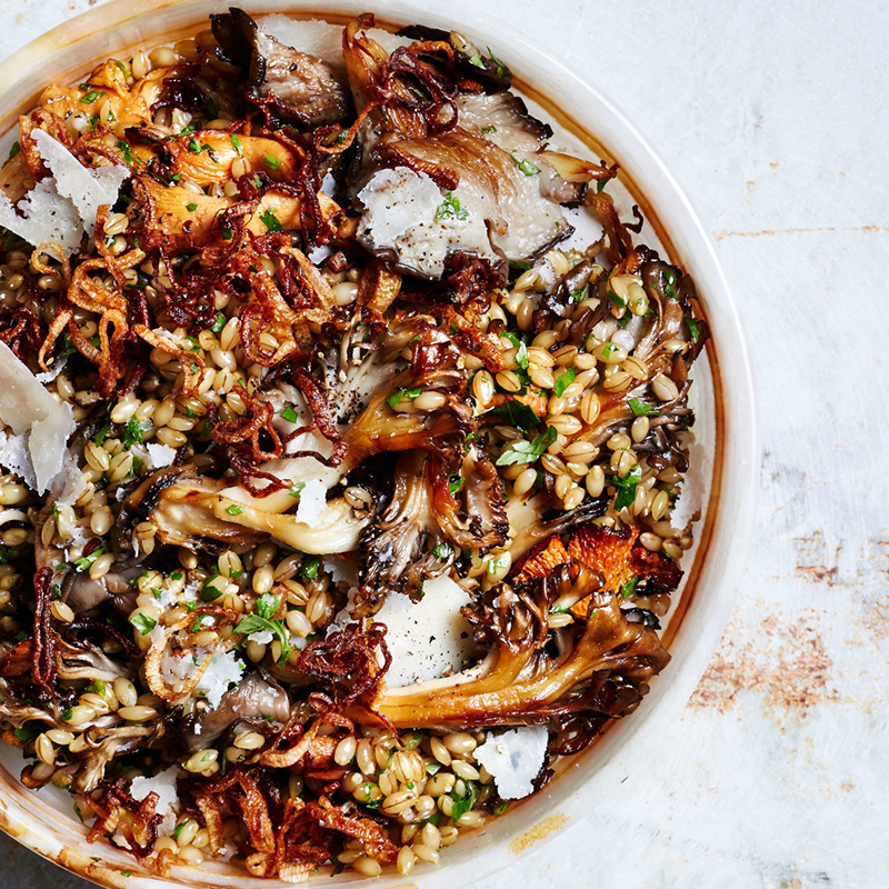 When vegetables get a savory fall twist. Check out these 15 healthy fall salads.