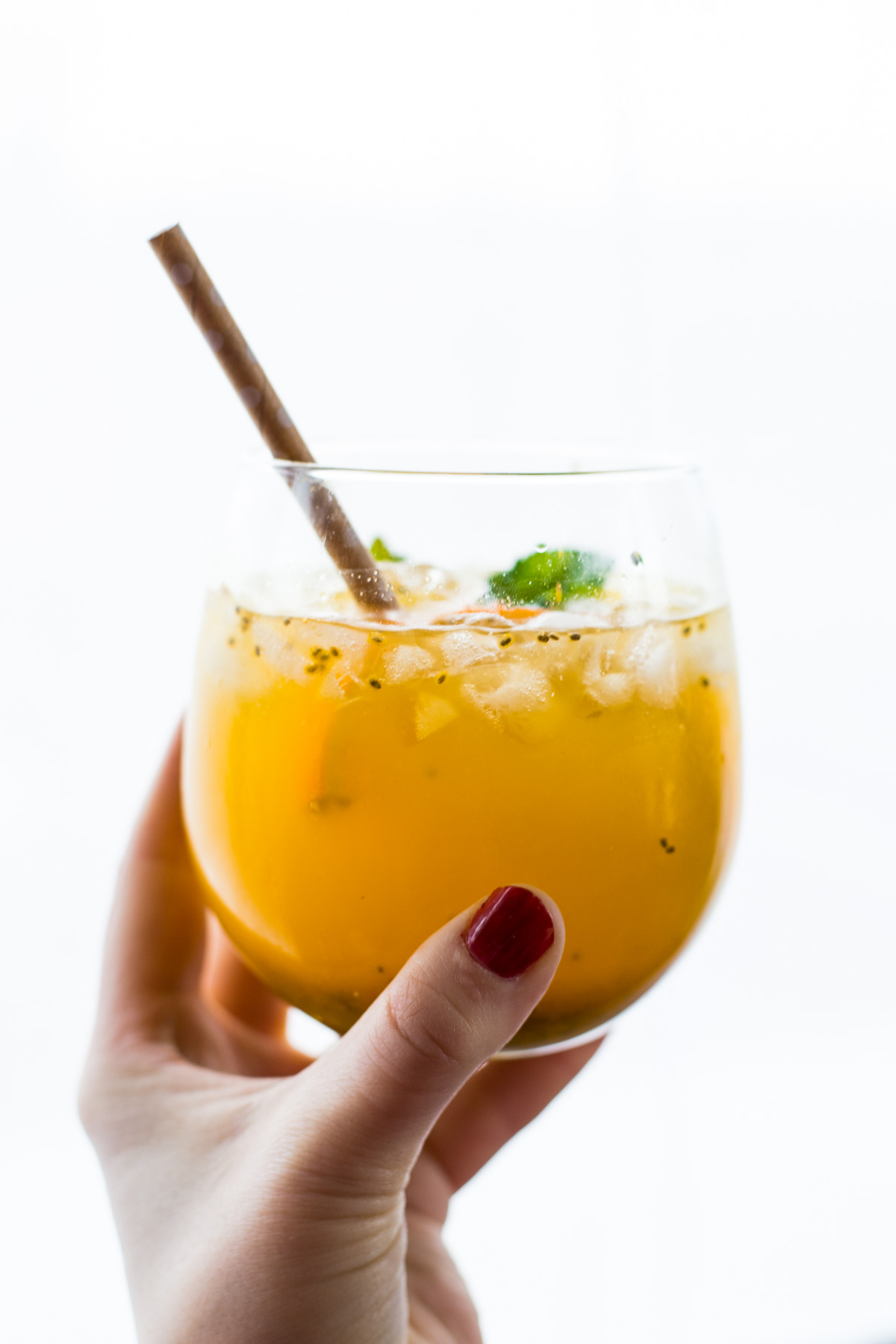 This quick 5-minute refresher has powerful health benefits of turmeric. Check out this refreshing citrus turmeric drink here.