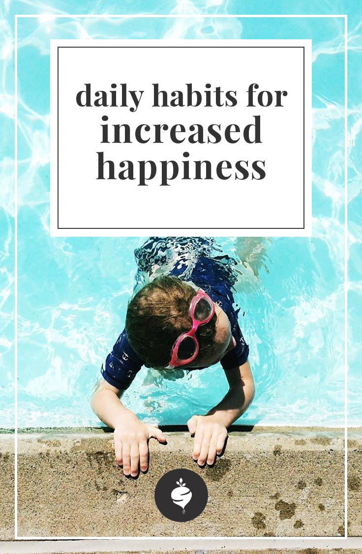 Five daily habits to increase your joy and happiness each and every day. Relieve stress and live more fulfilled. Find out how here.