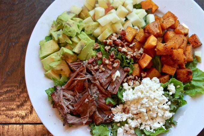 Harvest Salads | simplerootswellness.com