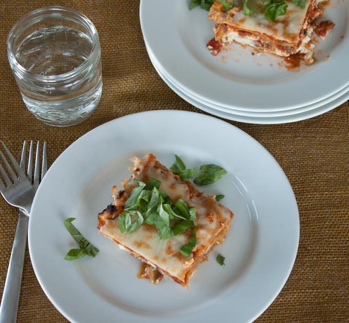Grain Free Lasagna | simplerootswellness.com