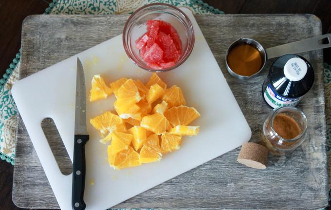 Spiced Citrus Dessert | simplerootswellness.com