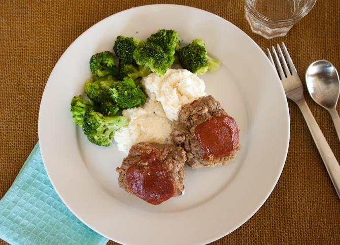 Grain Free Meatloaf | simplerootswellness.com
