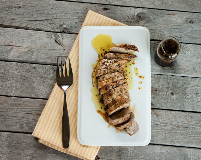 Perfect Savory Pork Marinade | simplerootswellness.com