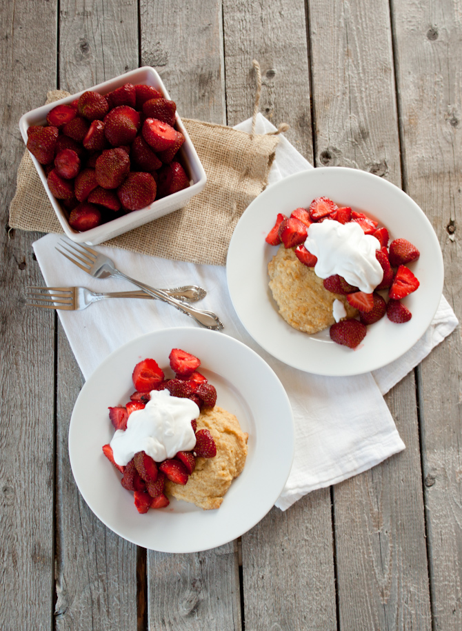 Strawberry Shortcake | simplerootswellness.com