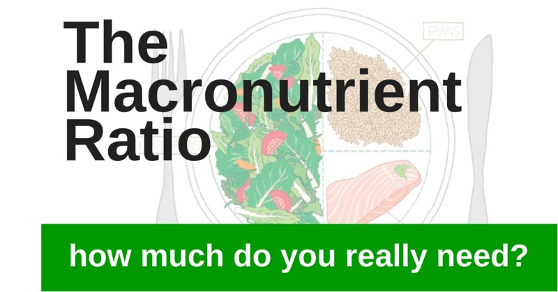 The Macronutrient Ratio Argument. How much do you really need? | simplerootswellness.com