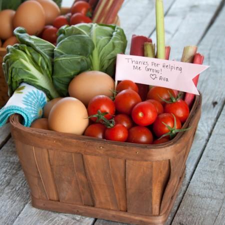 Produce Gift Baskets