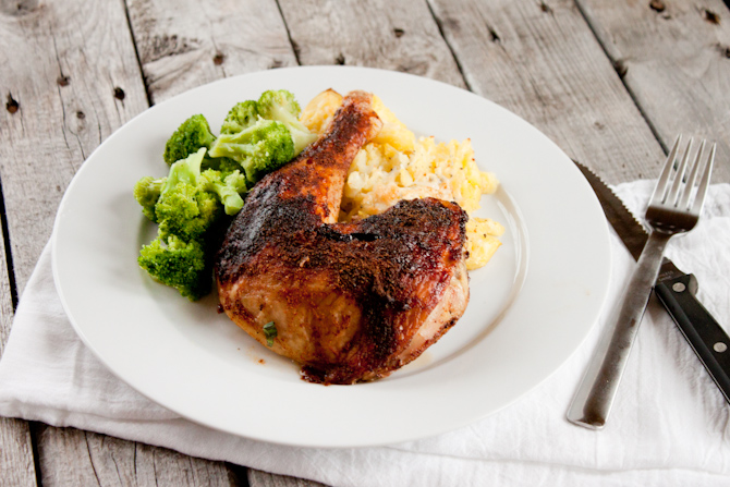 Sweet and Spicy Grilled Chicken   simplerootswellness.com