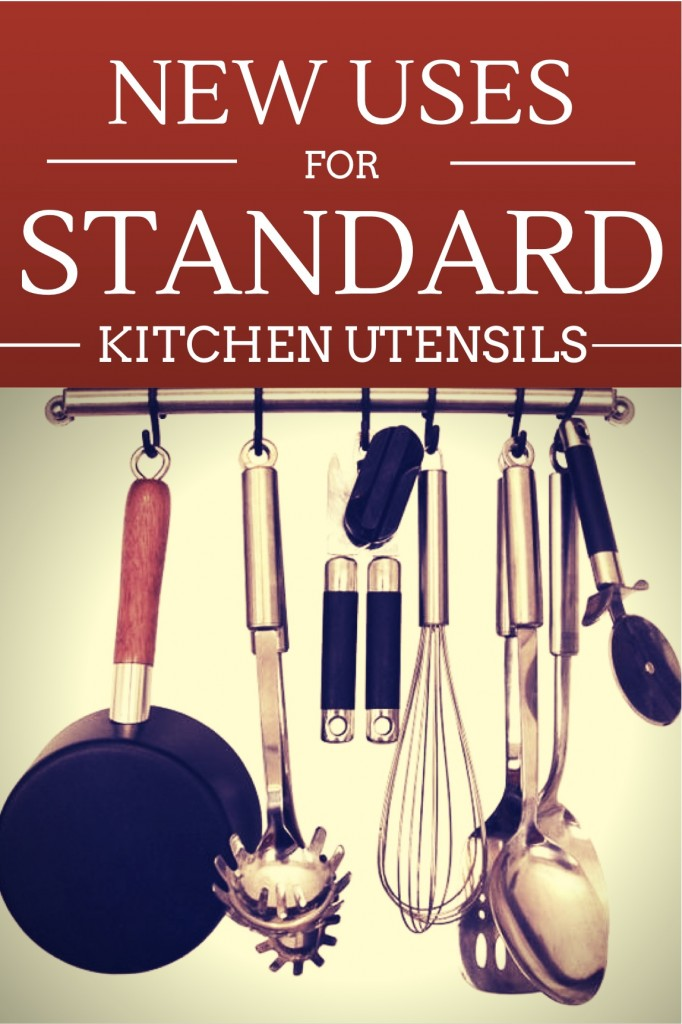 New Uses for Standard Kitchen Utensils | simplerootswellness.com
