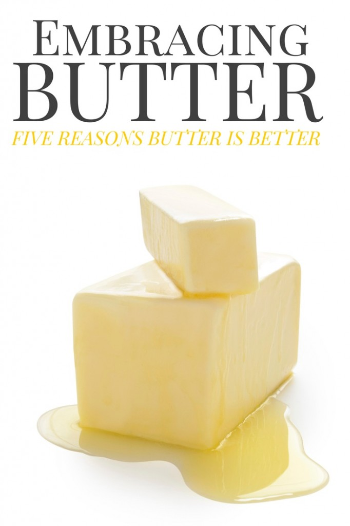 Five Reasons Butter is Good For You | simplerootswellness.com