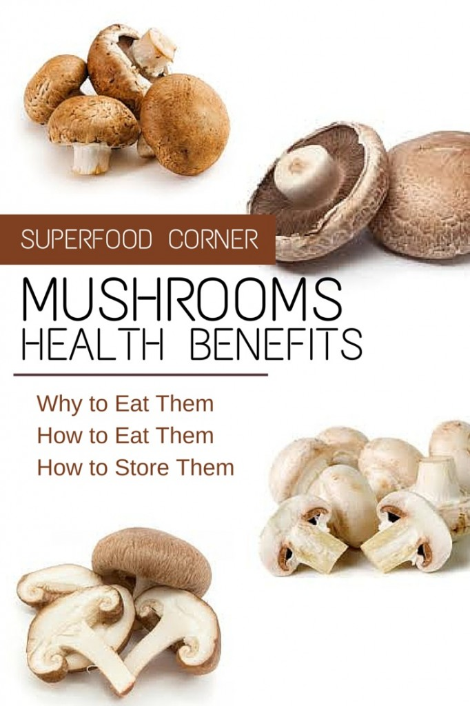 Health Benefits of Mushrooms | simplerootswellness.com