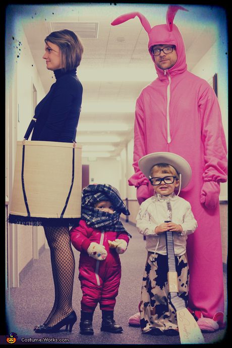 Christmas Story Halloween Costume