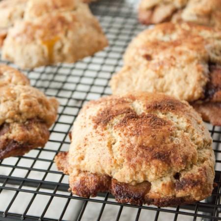 Grain Free Apple Pie Biscuits