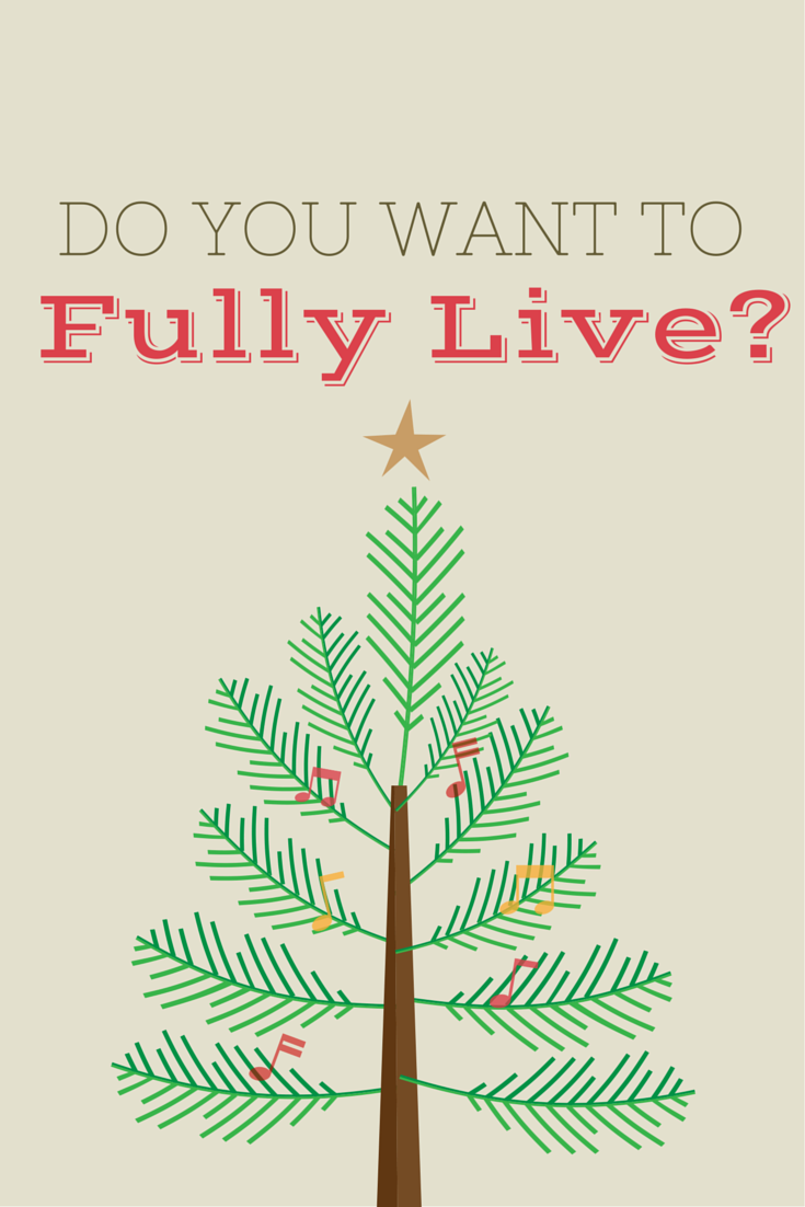 Do you want to fully live? | simplerootswellness.com