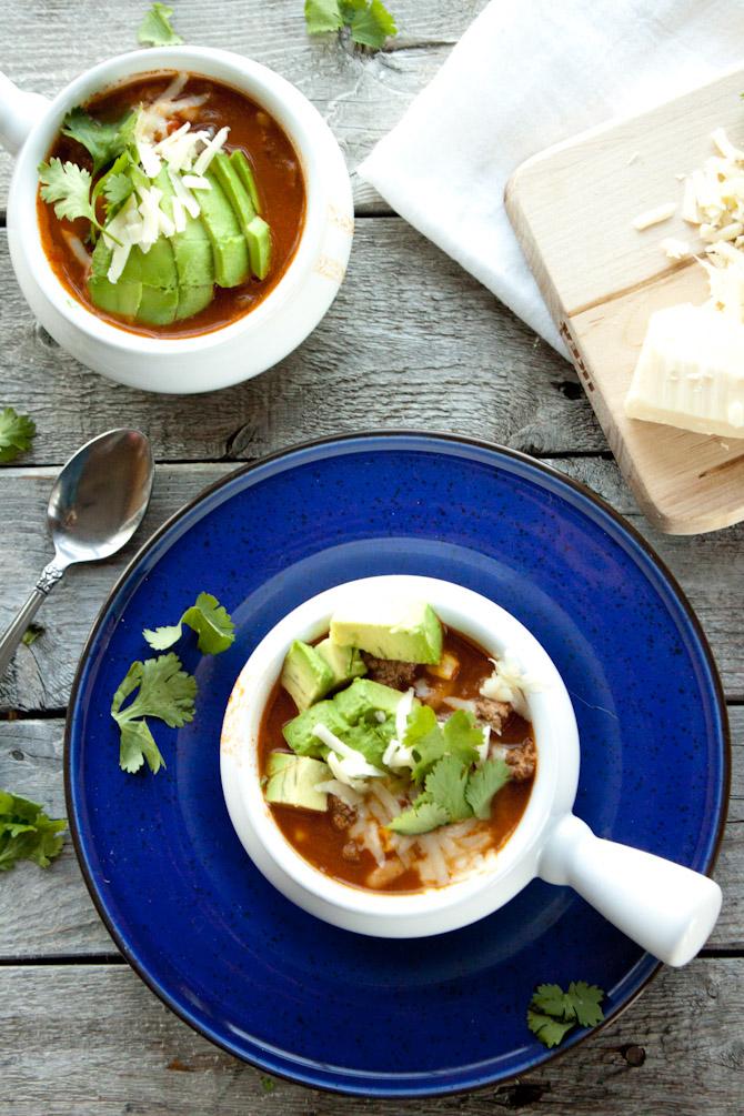 Secret Ingredient Taco Soup   simplerootswellness.com