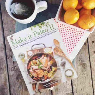 Make It Paleo 2 Book Review and Giveaway