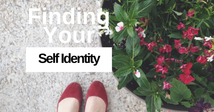 Finding Your Self Identity | simplerootswellness.com