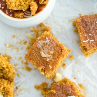 The Best Moist Cornbread Ever